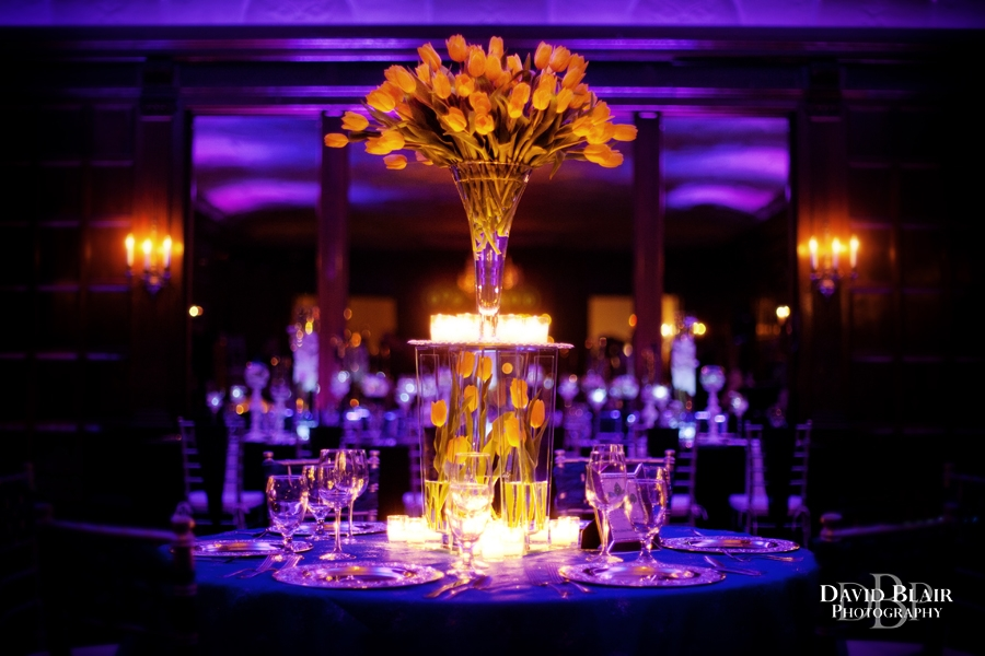 Wedding Reception Centerpieces David Blair Photography Wedding