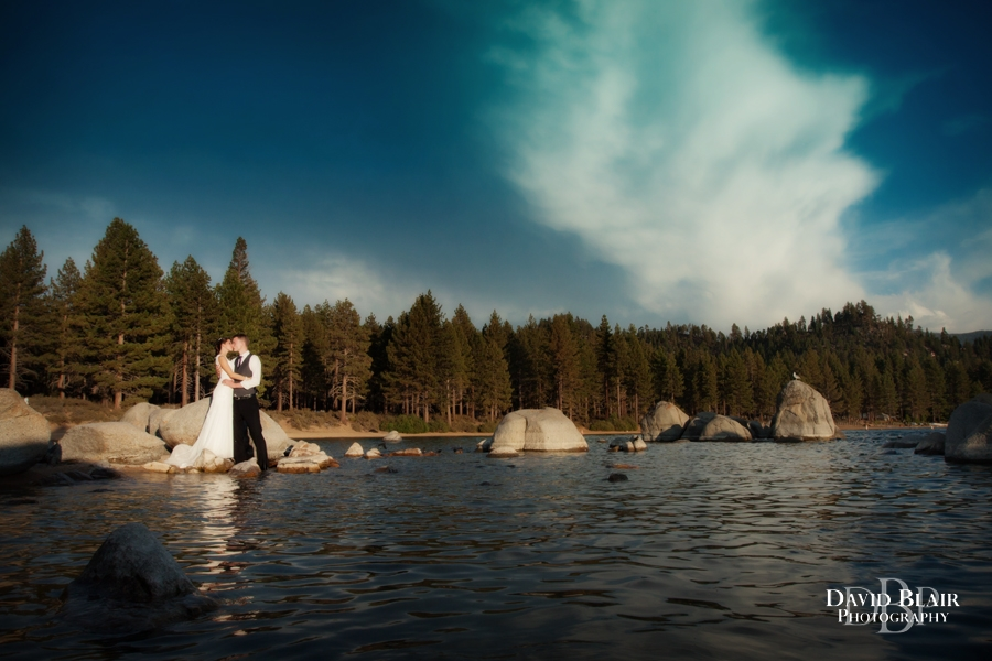 Edouard And Ellies Lake Tahoe Wedding Preview