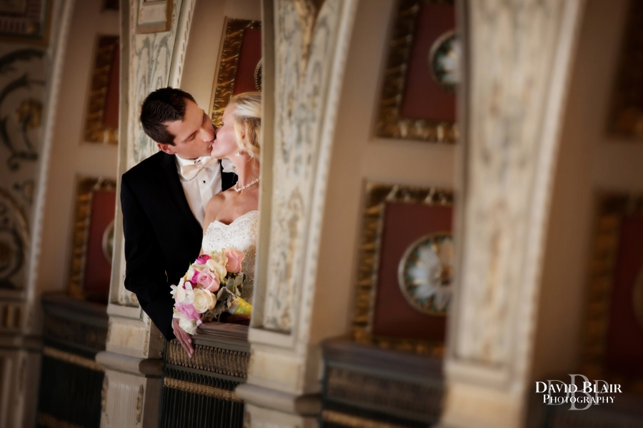 nathans wedding at the brown hotel was elegant and sophisticated the crystal ballroom looked amazing with the lavish centerpieces and accenting decor