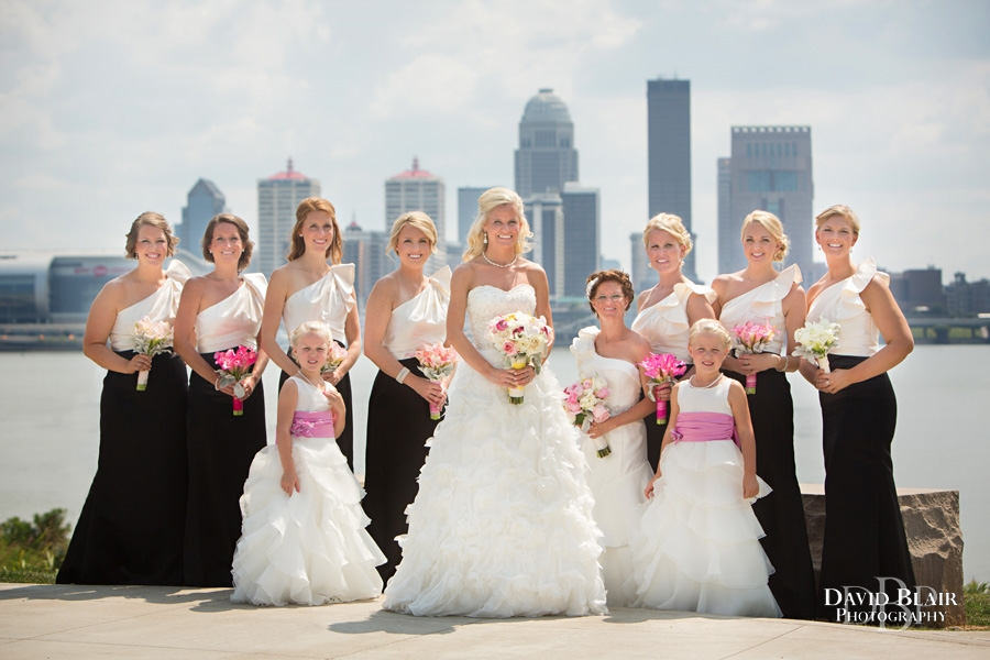 Ashley blair wedding