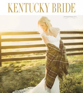 Kentucky Bride Futured Wedding