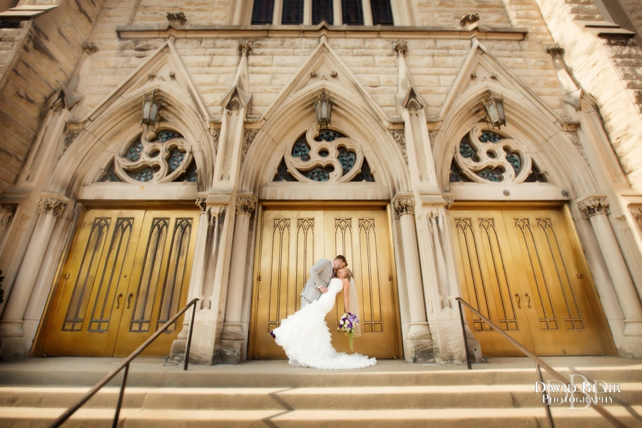 St. Boniface Catholic Church Wedding