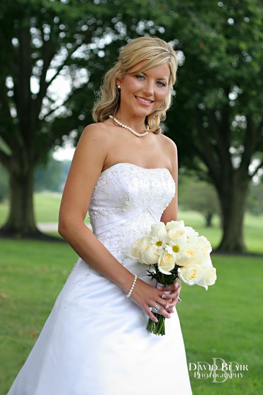 News Anchor Jennifer Baileys' Wedding | David Blair Photography