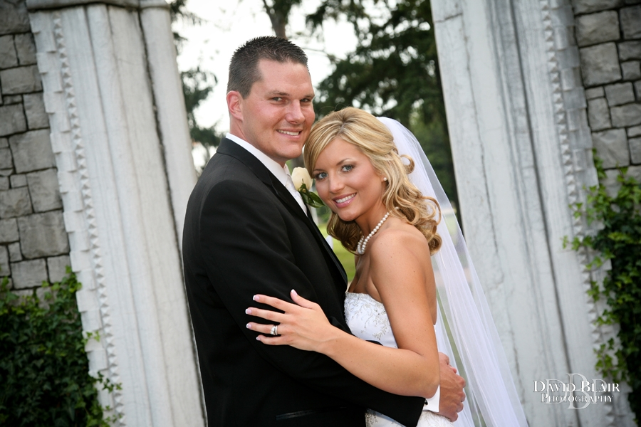 News Anchor Jennifer Baileys Wedding David Blair Photography
